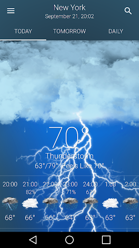 Weather US 212 Screenshots 3