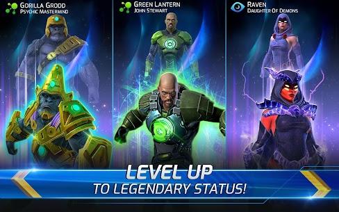 DC Legends Mod Apk: Fight Superheroes (Unlimited Skills) 8