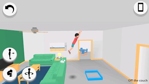 Flip Out - Parkour Backflip Simulator 2.2.5 screenshots 4