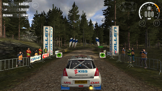 Baixar Rush Rally 3 MOD APK 1.98 – {Versão atualizada} 1