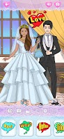 Wedding Coloring Dress Up - Games for Girls