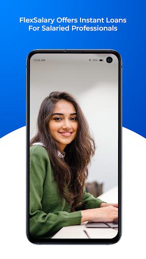 Instant Personal Credit Line Loan App - FlexSalary apktram screenshots 2