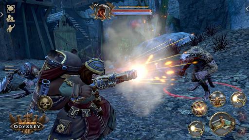 Warhammer: Odyssey MMORPG 1.0.6 screenshots 2