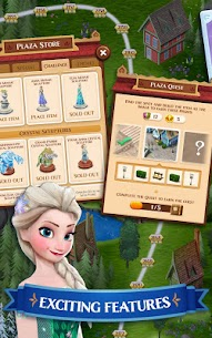 Disney Frozen Free Fall Mod Apk (Unlimited Snowball/Move) 8