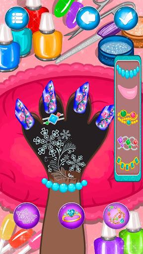 Hippo's Nail Salon: Manicure for girls  screenshots 15