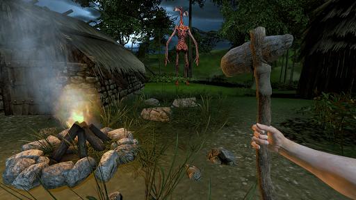 Scary Granny Head Games Horror Granny Games 1.1 screenshots 1