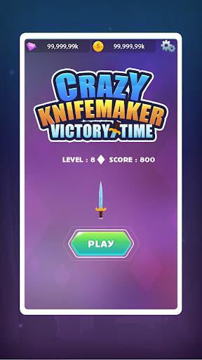 Crazy Knifemaker: Victory Time screenshots 1
