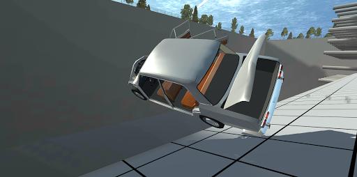 Simple Car Crash Physics Simulator Demo 1.1 screenshots 2