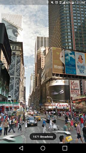 Live Street View 360 u2013 Satellite View, Earth Map  Screenshots 1