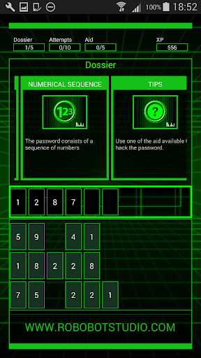 HackBot Hacking Game 3.0.0 Screenshots 14