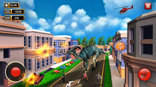 Monster Dinosaur Simulator: City Rampage 1.18 screenshots 4