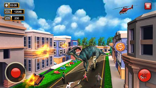 Monster Dinosaur Simulator: City Rampage 1.18 screenshots 4