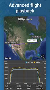 Flightradar24 Flight Tracker screenshots 4