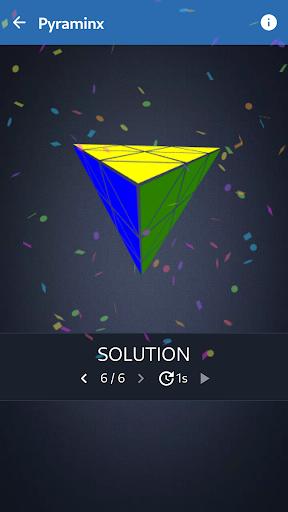 Cube Solver modavailable screenshots 5