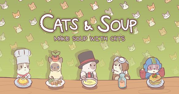 CATS & SOUP Mod Apk 1.5.2 (Mod Diamonds) 6