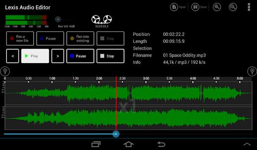 Lexis Audio Editor 8