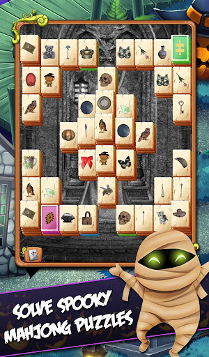 Mahjong Solitaire: Mystery Mansion 1.0.124 screenshots 3