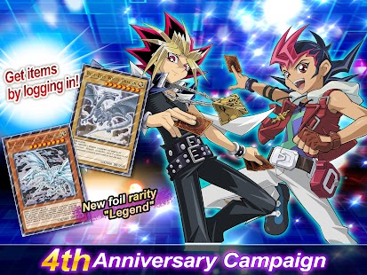 Yu-Gi-Oh! Duel Links Screenshot