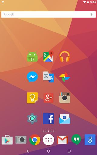 Iride UI - Icon Pack  screenshots 10