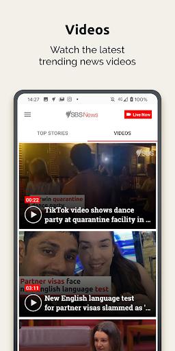 SBS News  screenshots 3
