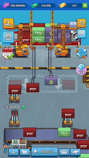 Transport It! - Idle Tycoon 1.40.1 screenshots 8