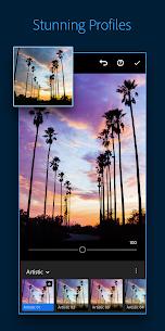 Adobe Lightroom CC – Photo Editor & Pro Camera 4