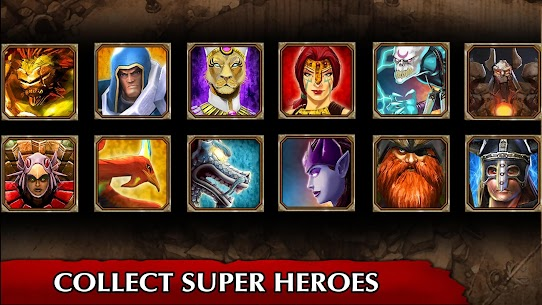 Legendary Heroes MOBA Offline 3.0.71 MOD APK [INFINITE COIN] 2