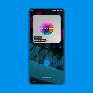 Aurora – Poweramp v3 Skin APK [PAID] Download 5