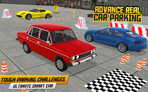 Prado Car Parking Game: Extreme Tracks Driving 3D  screenshots 6