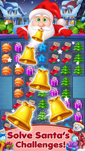 Merry Christmas Match 3 screenshots 7