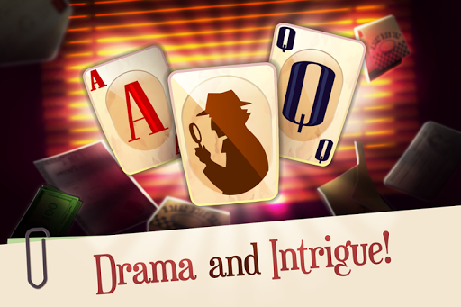 Solitaire Detectives - Crime Solving Card Game 1.3.1 screenshots 4
