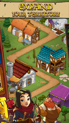 Royal Idle: Medieval Quest 1.27 screenshots 3