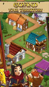 Royal Idle: Medieval Quest MOD (Unlimited Money) 3