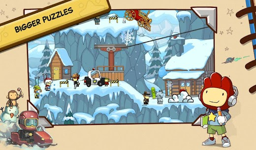 Scribblenauts Unlimited v1.27 MOD APK + Data 4