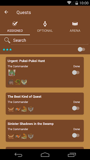 MHW Companion  screenshots 3