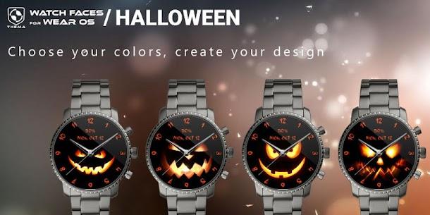 Halloween Watch Face Apk Download 2