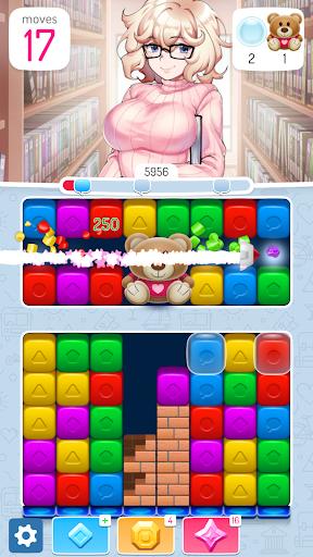 Eroblast: Waifu Dating Sim apkslow screenshots 5