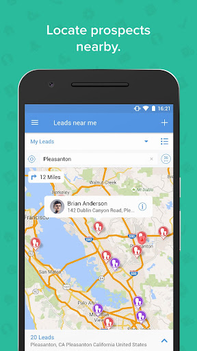 Zoho CRM - Sales & Marketing 3.5.8.1 screenshots 3