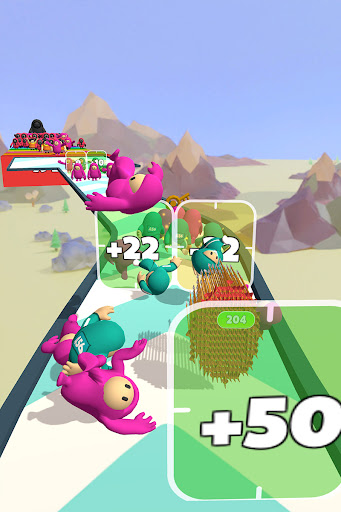 Flying Arrow Fest - Count Masters Brain Challenge  screenshots 9