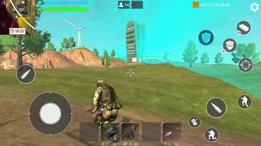 Battle Royale Fire Force Free: Online & Offline 2.2.9 screenshots 7