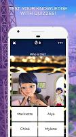 screenshot of Miraculous Ladybug Amino