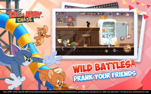 Tom and Jerry: Chase apktram screenshots 11
