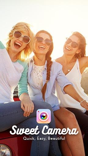 Sweet Camera - Selfie Beauty Camera, Filters 1.3 Screenshots 1
