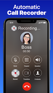 Call Recorder Automatic 1