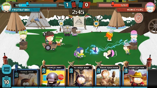 South Park: Phone Destroyer™ - Battle Card Game Screenshot