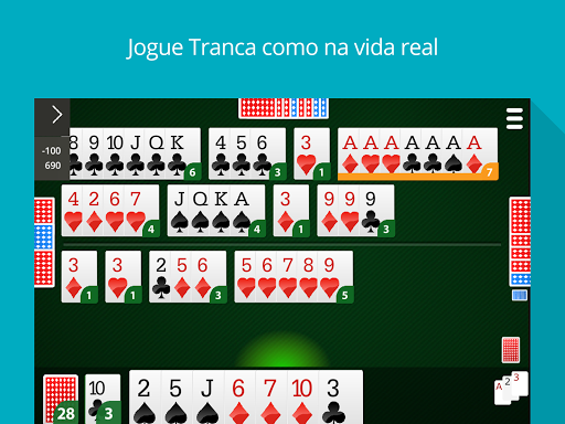 Tranca Online: Jogo de Cartas 104.1.37 screenshots 12