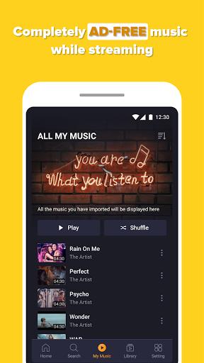 Free Music Streaming: Trending for Tube Music Song  screenshots 6