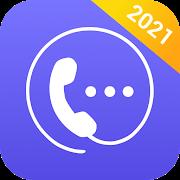 TalkU: Free Calling App, Free Text & Phone Number  Icon