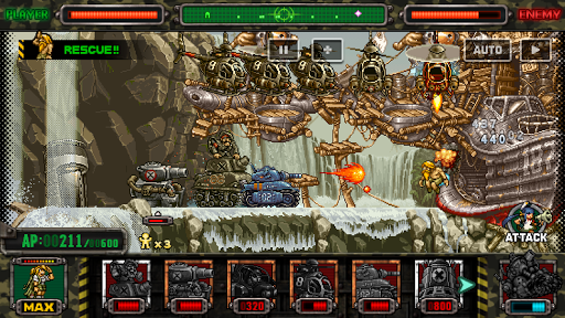 METAL SLUG ATTACK  screenshots 7