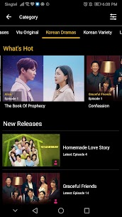 Viu: Korean Drama, Variety & Other Asian Content Apk Mod + OBB/Data for Android. 7